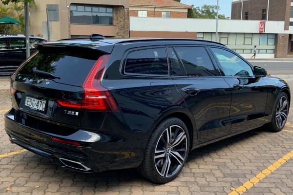 2019 MY20 Volvo V60 T5 R-Design T5 R-Design Wagon Image 4