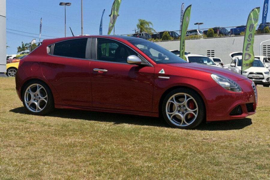 2012 Alfa Romeo Giulietta Vehicle Description.  0 QV HATCHBACK 5DR MAN 6SP 1.7T QV Hatchback