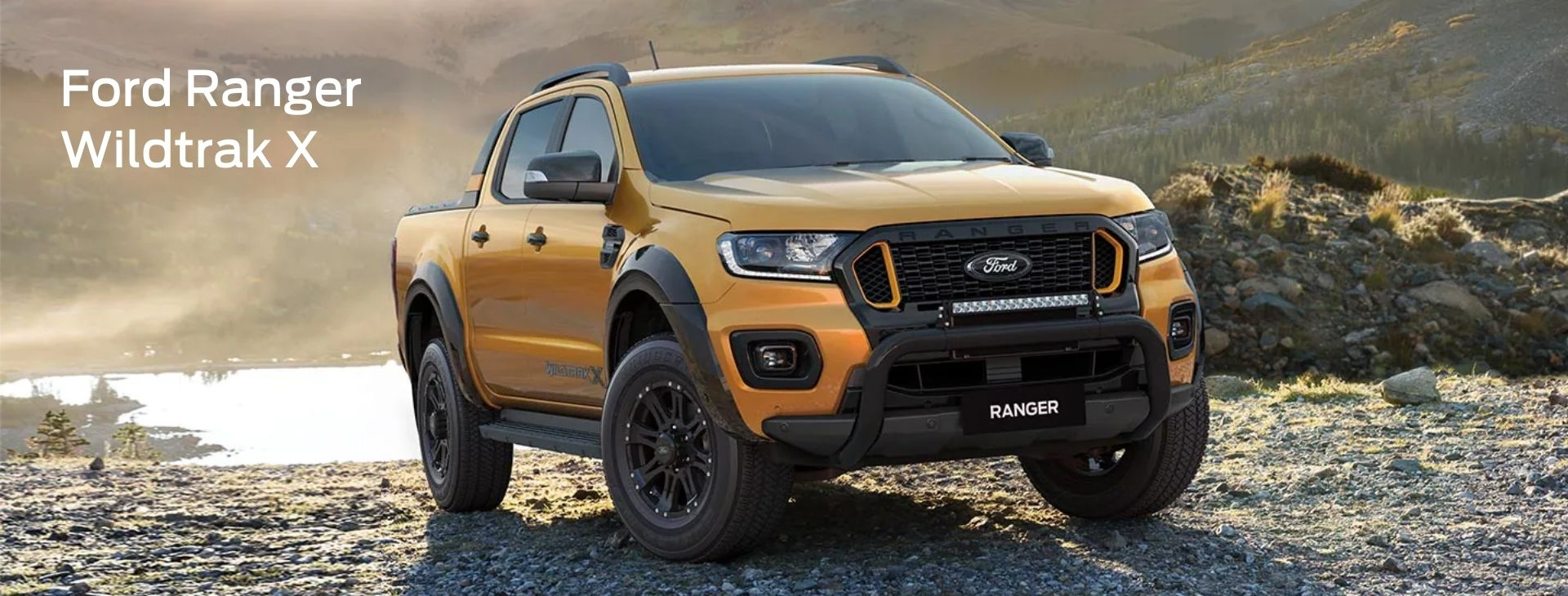 Ford Ranger Wildtrak X