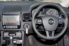 2017 Volkswagen Touareg 7P 150TDI Wagon