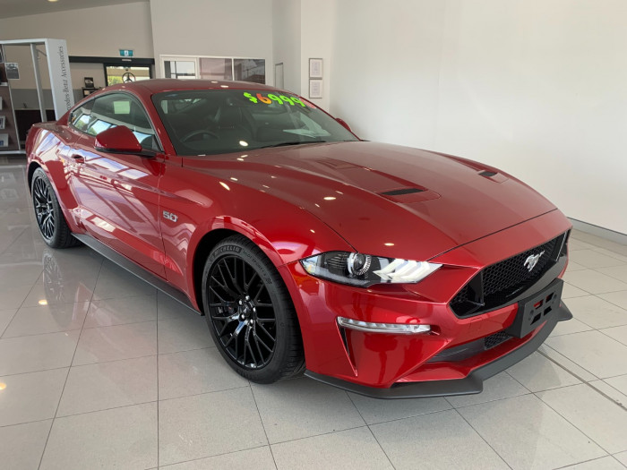 2019 MY20 Ford Mustang FN 2020MY GT Coupe Image 3