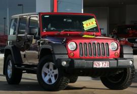 Jeep Wrangler Unlimited Sport JK MY2011