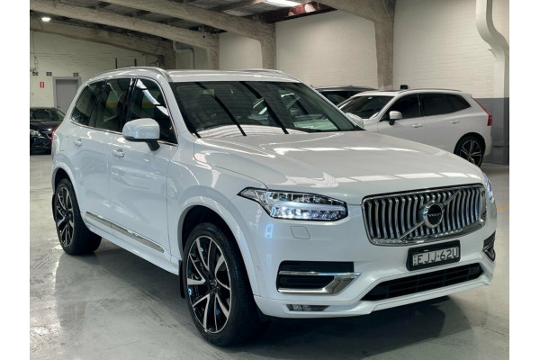 2019 MY20 Volvo XC90 L Series MY20 T6 Geartronic AWD Inscription Suv Image 3