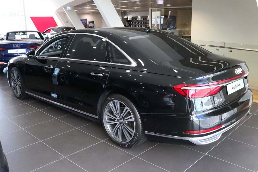 2020 Audi A8 LWB
