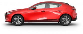 2021 Mazda 3 BP G20 Pure Hatchback image 21
