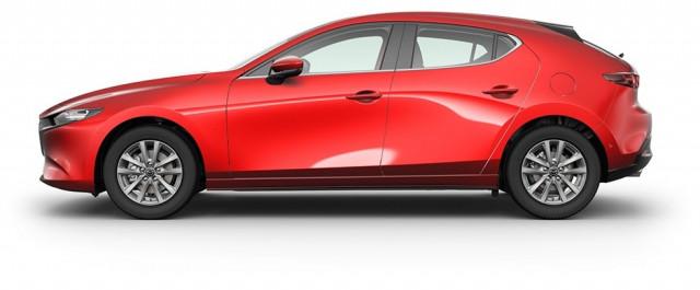 2021 Mazda 3 BP G20 Pure Hatchback Mobile Image 21