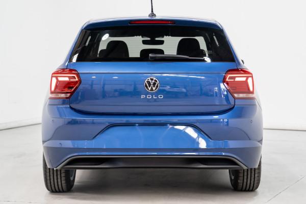 2021 Volkswagen Polo 85TSI Style 1.0L T/P 7Spd DSG Hatchback Image 5
