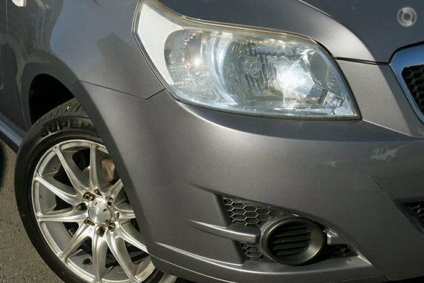 2008 MY09 Holden Barina TK MY09 Hatchback Image 3