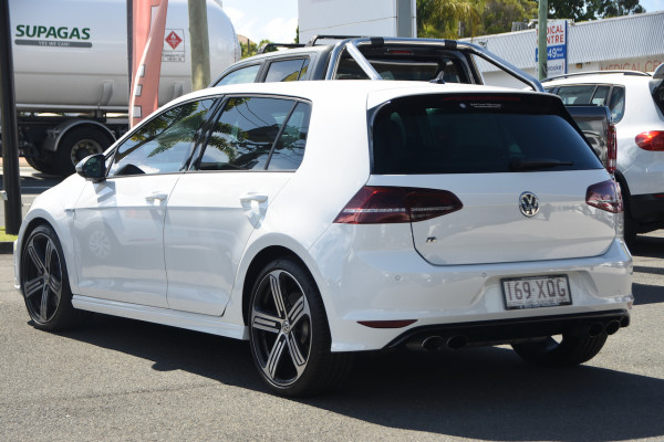 2016 MY17 Volkswagen Golf 7 R Hatchback Image 3