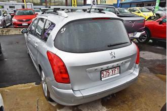 2009 Peugeot 308 T7 XS Wagon Image 3