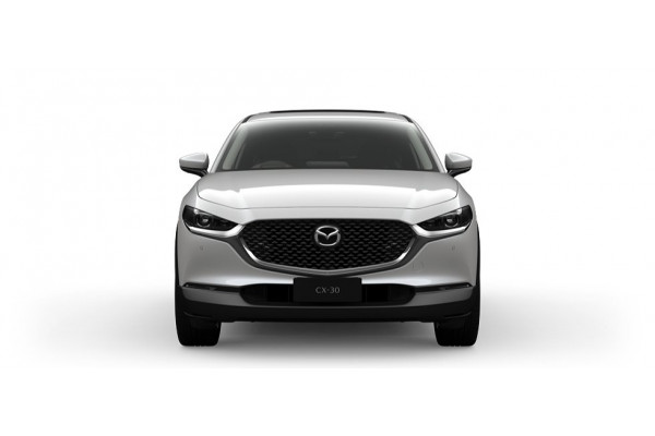 2021 Mazda CX-30 DM Series G25 Astina Wagon Image 4
