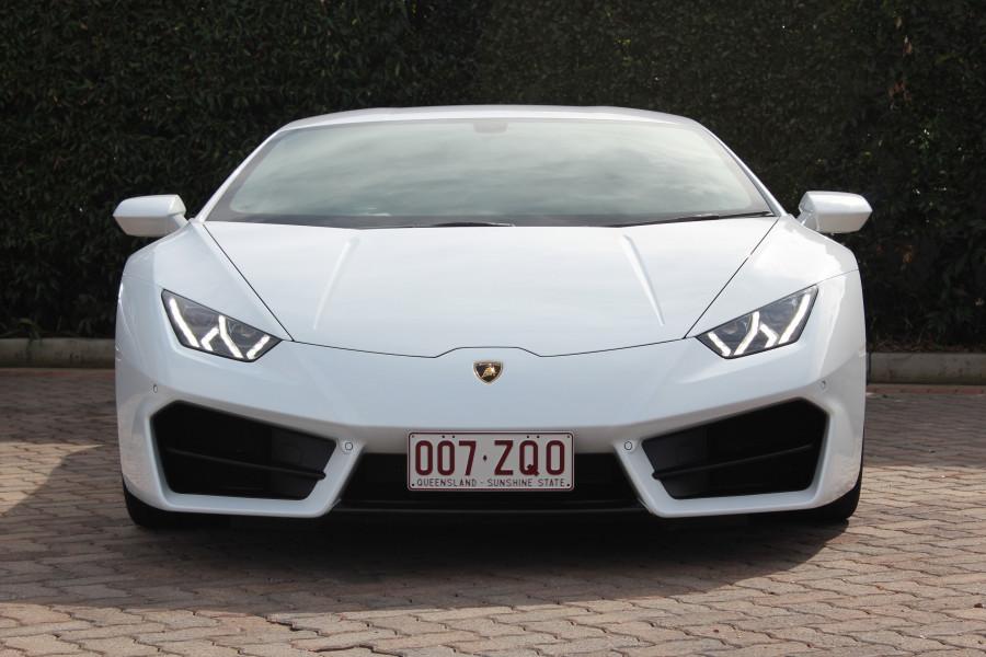 2017 MY18 Lamborghini Huracan 724 MY18 LP580-2 Coupe