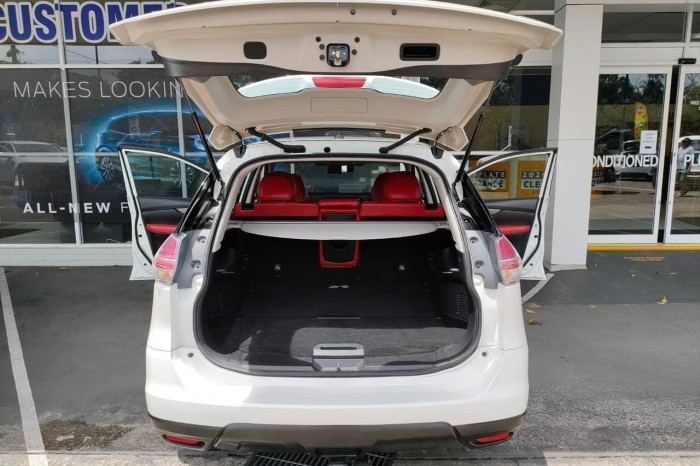 2014 Nissan X-Trail T32 ST Suv