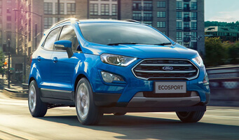 EcoSport More of what you need, less of what you don't.