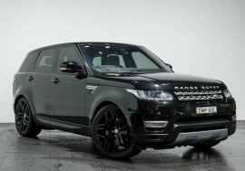 Land Rover Range Rover Sport SDV6 CommandShift HSE L494 16MY