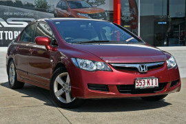 Honda Civic VTi-L 8th Gen MY07