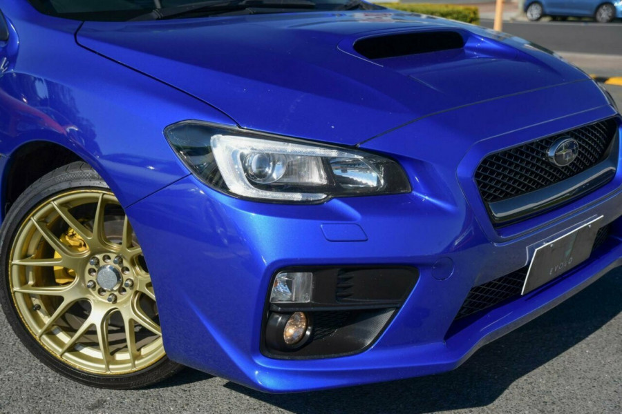 2014 MY15 Subaru WRX V1 MY15 Premium AWD Sedan