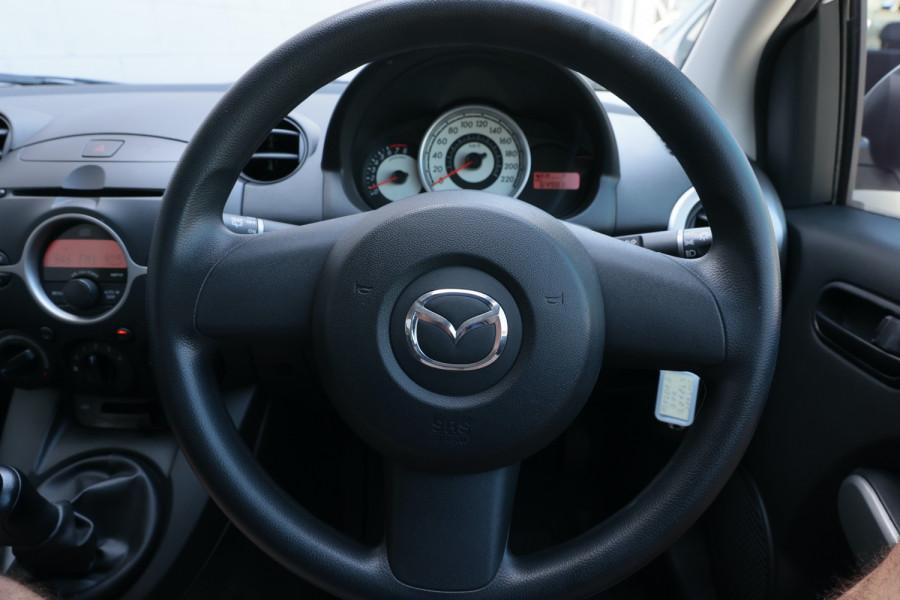 2008 Mazda 2 DE10Y1 Neo Hatch Image 8