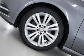 2012 Mercedes-Benz B200 W246 BlueEFFICIENCY Hatchback