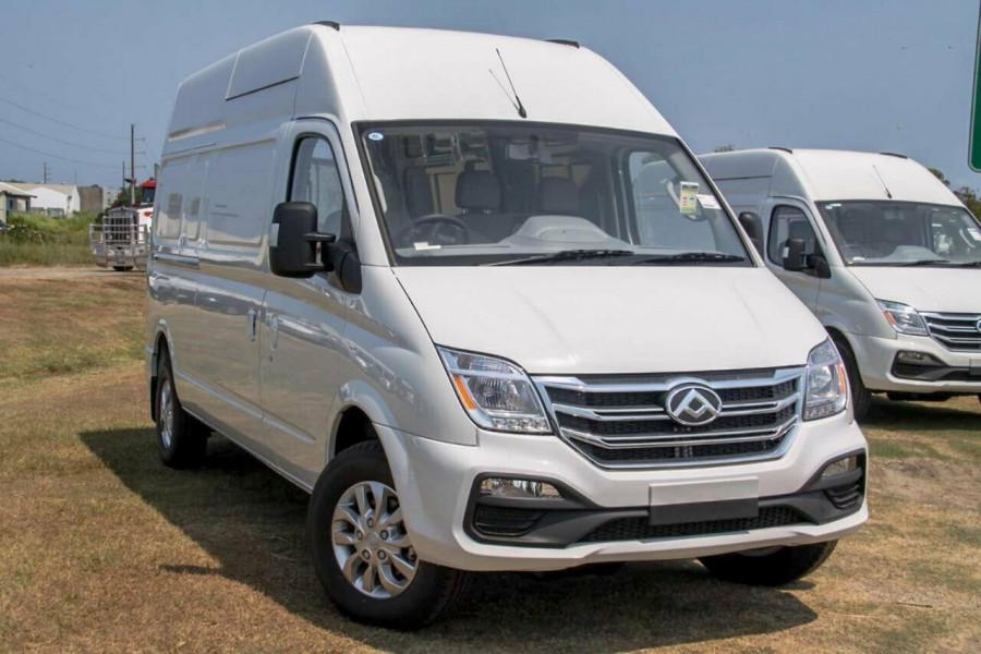 2019 LDV V80 Van LWB High Roof Van