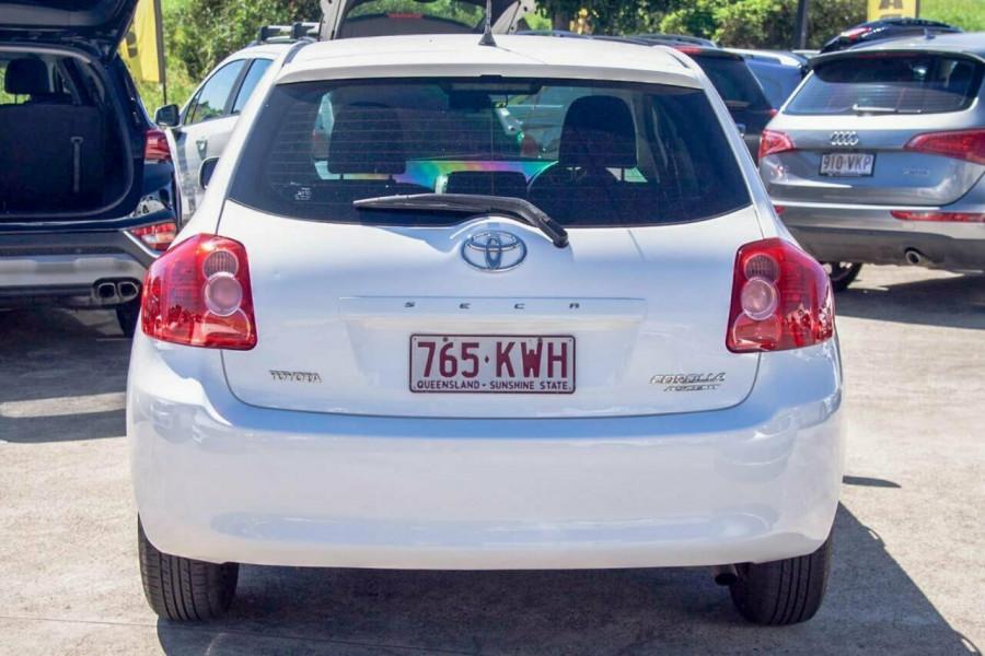2007 Toyota Corolla ZRE152R Ascent Hatchback Image 4