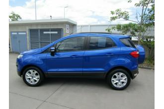 2014 Ford Ecosport BK Trend PwrShift Suv Image 4