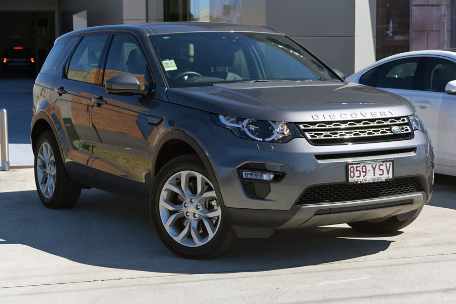 2018 MY19 Land Rover Discovery Sport L550 SE Suv