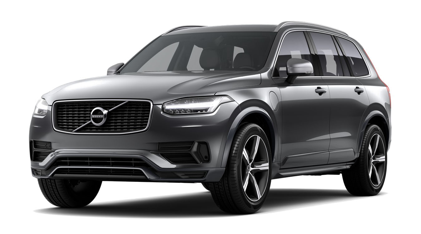 2018 MY19 Volvo XC90 L Series T6 R-Design Wagon