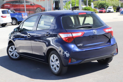 2018 Toyota Yaris NCP130R Ascent Hatchback Image 3