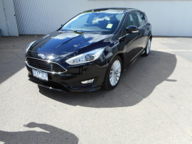2017 Ford Focus LZ Sport Hatchback