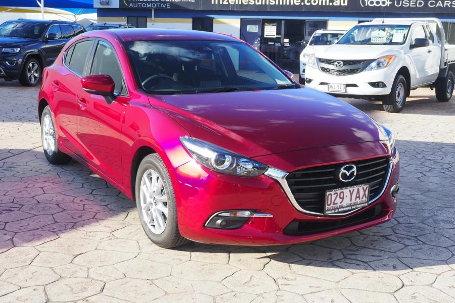 2018 Mazda 3 BN5478 Maxx Hatchback