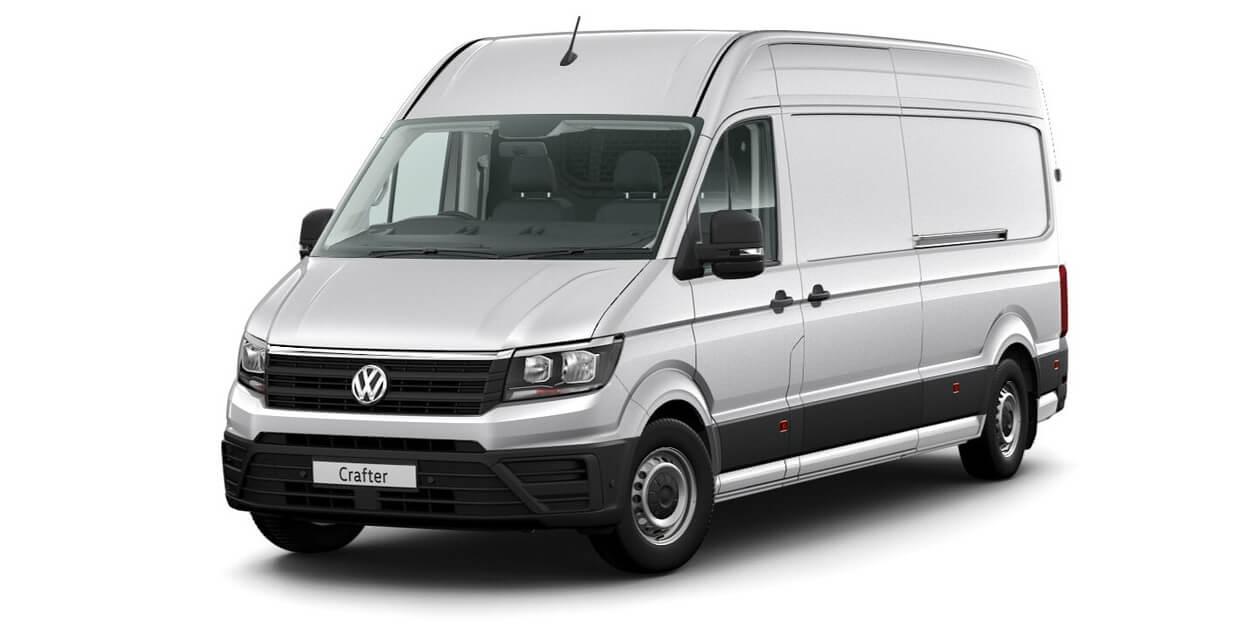 2020 MY19 Volkswagen Crafter SY1 LWB Van