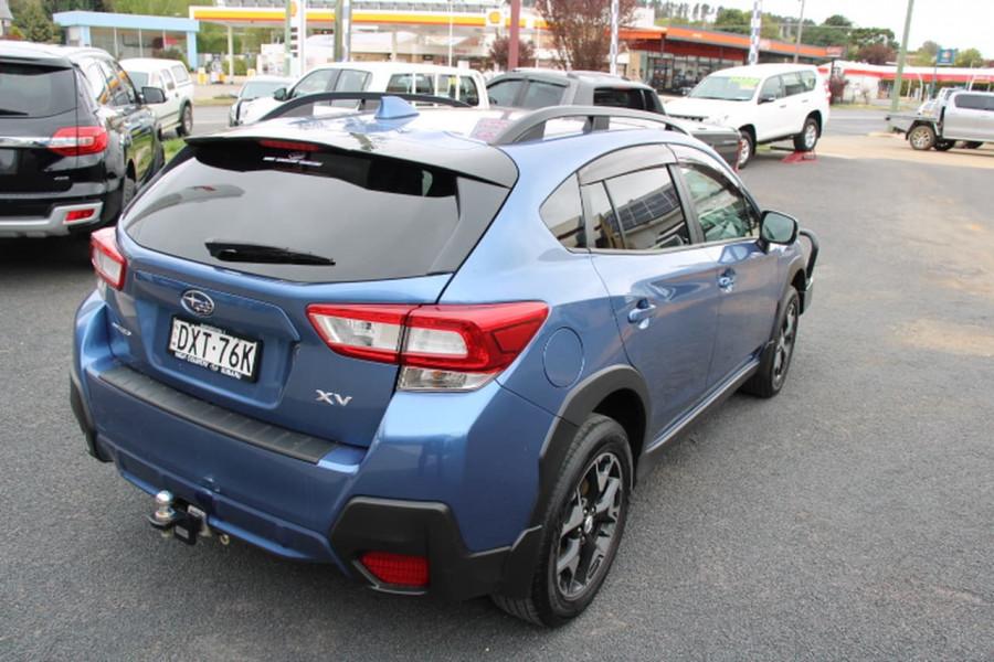 2017 MY18 Subaru XV G5X 2.0i Premium Suv