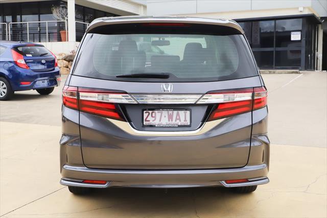 2015 Honda Odyssey 5th Gen MY15 VTi-L Wagon Image 6