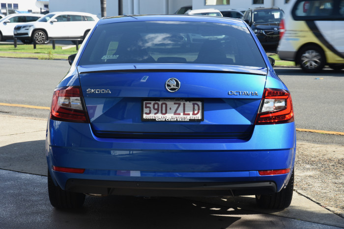 2019 Skoda Octavia NE Sport Sedan Sedan