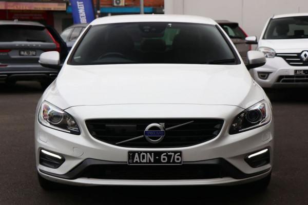 2016 Volvo S60 (No Series) MY16 T5 R-Design Sedan