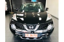 2018 Nissan JUKE F15 Series 2 ST Hatchback Image 2