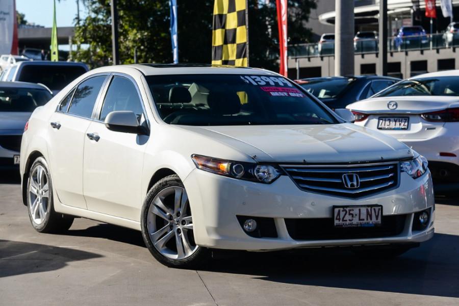 2009 Honda Accord Euro Luxury