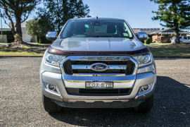 2017 Ford Ranger PX MkII XLT Ute Image 4