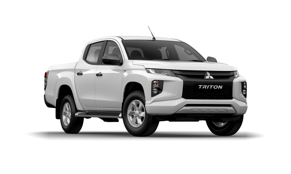 19MY TRITON GLX+ DOUBLE CAB PICK UP 4WD DIESEL MANUAL