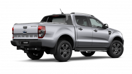 2020 MY21.25 Ford Ranger PX MkIII Wildtrak Utility image 4