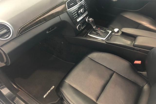 2011 Mercedes-Benz C-class C250 BlueEFFICIENCY