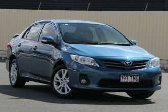 Toyota Corolla Ascent Sport ZRE152R MY11