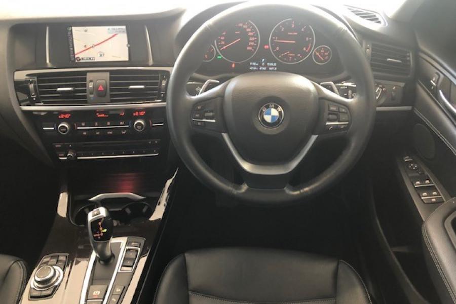 2015 BMW X3 Series F25 LCI XDRIVE20D Hatch