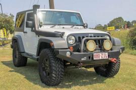 Jeep Wrangler Sport (4x4) JK MY13