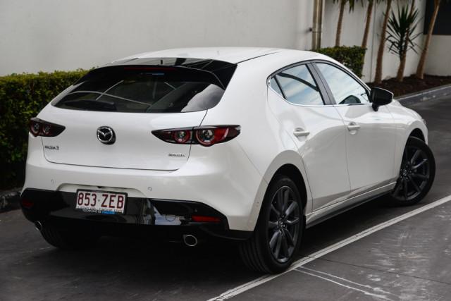 2019 Mazda 3 BP G20 Evolve Hatch Hatchback Image 2