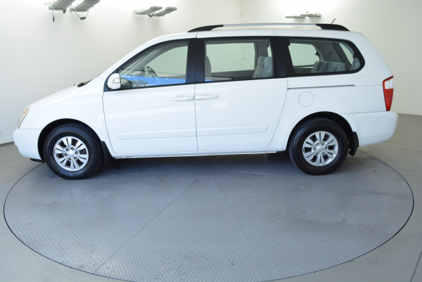 2011 MY12 Kia Grand Carnival VQ MY12 Si Wagon