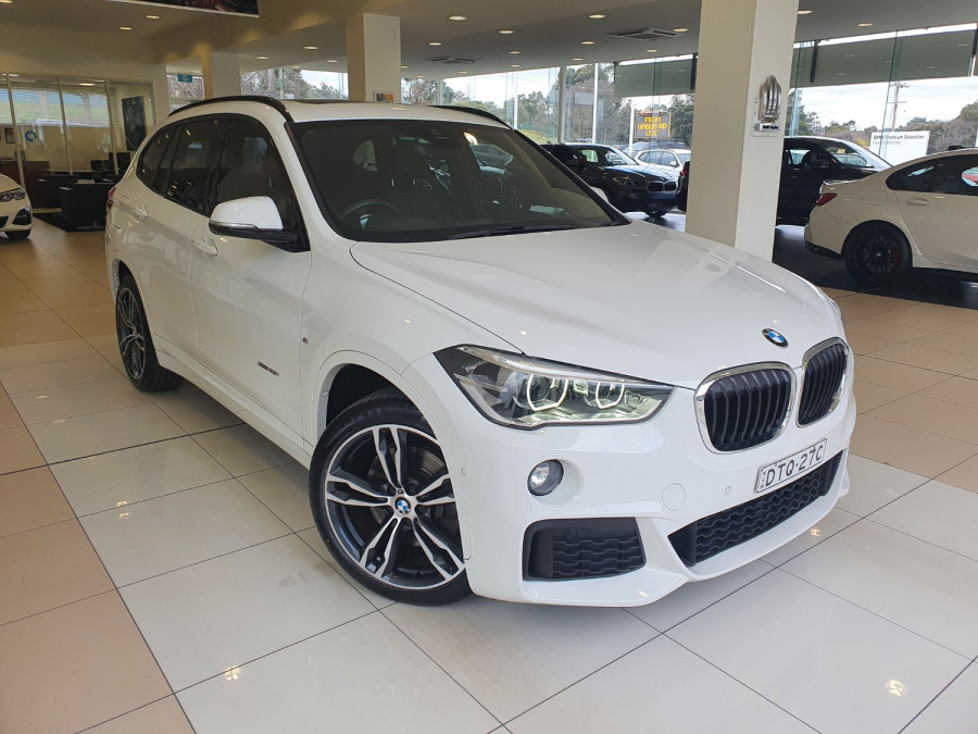 2016 BMW X1 F48 XDRIVE25I Suv Image 1