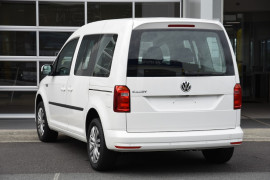 2019 Volkswagen Caddy 2K Trendline Wagon Image 3
