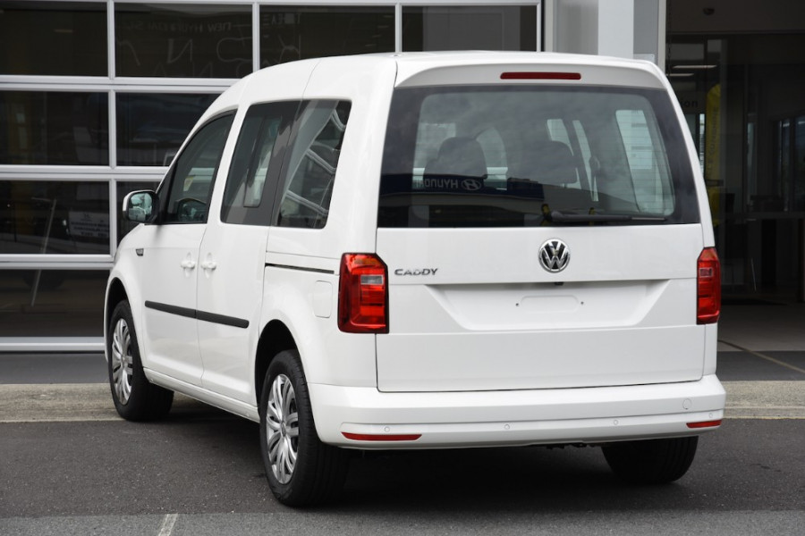 2019 Volkswagen Caddy 2K Trendline Wagon